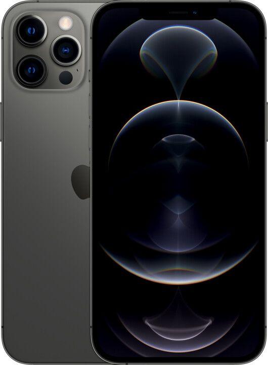 """Слика на Celular Apple iPhone 12 Pro Max, 6.7"""" FHD+, 6GB RAM, 512GB, ngjyrë grafiti"""