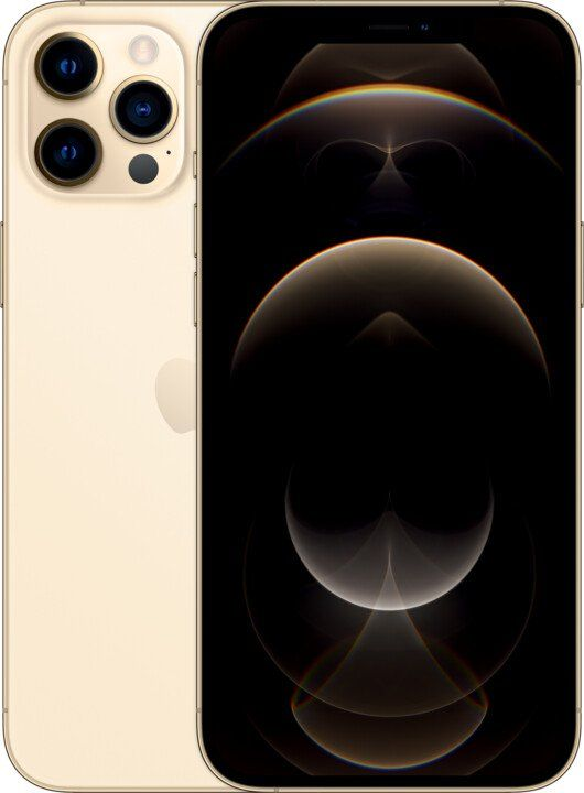 "Слика на Apple iPhone 12 Pro Max, 6,7 ""FHD +, 6 GB RAM, 512 GB, злато"