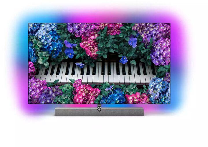 "Слика на Philips 48OLED935 TV, 48 ""(121cm), 4K UHD, сребро"