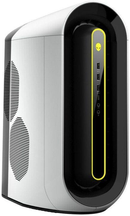 Слика на Компјутер Dell Alienware Aurora R10, AMD Ryzen 7, 16 GB RAM, 1TB SSD, NVIDIA GeForce RTX 3070, сребро